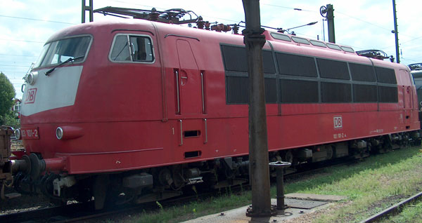 BR103 rot
