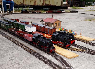 Bereits im Jahr 1887 wurde der im mittelfränkischen Heilsbronn ansässige und renommierte Modelleisenbahnhersteller Fleischmann gegründet