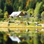 Seen als Gestaltungselemente für die Eisenbahnlandschaft können gut selbst hergestellt werden